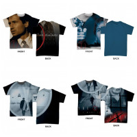 X-Files T-Shirts at San Diego Comic Con – Where Is SCULLY?