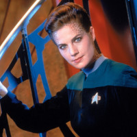 Interview with Deep Space 9's Terry Farrell and Happy Birthday, Star Trek