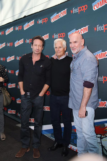 The X-Files Panel and Episode 1 at New York Comic Con