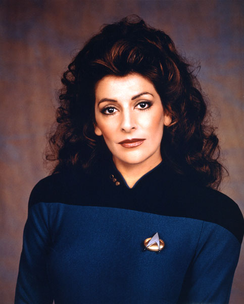 Interview with Marina Sirtis of Star Trek: The Next ...