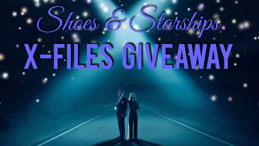 Shoes & Starships X-Files Giveaway!