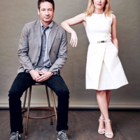 Anderson & Duchovny: Blanche in Brooklyn and Bucky F***ing Dent